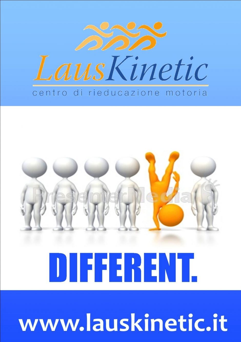 Nuovo sito Laus Kinetic